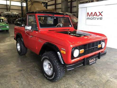 1970 Ford Bronco for sale in Pittsburgh, PA