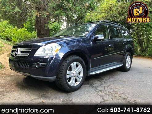 2008 Mercedes-Benz GL-Class GL450 for sale in Portland, OR