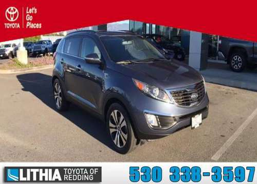 2011 Kia Sportage AWD Sport Utility AWD 4dr EX for sale in Redding, CA