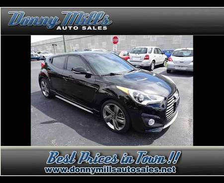 2013 HYUNDAI VELOSTER-I4 TURBO-FWD-SPORTS CAR- 81K MILES!!! $7,900 -... for sale in largo, FL