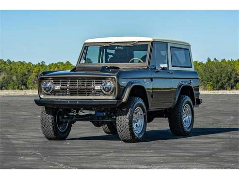 1972 Ford Bronco for sale in Pensacola, FL