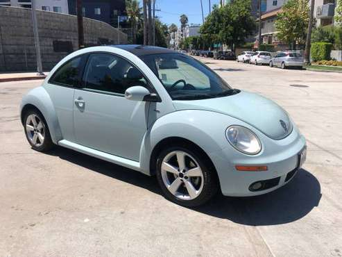 2010 Volkswagen New Beetle - We Finance 10% Down & Take trade in's for sale in North Hollywood, CA