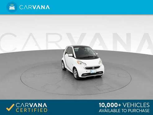 2015 smart fortwo Passion Hatchback Coupe 2D coupe White - FINANCE for sale in Atlanta, NC