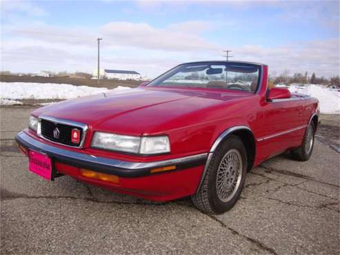 1989 Chrysler TC by Maserati for sale in Milbank, SD