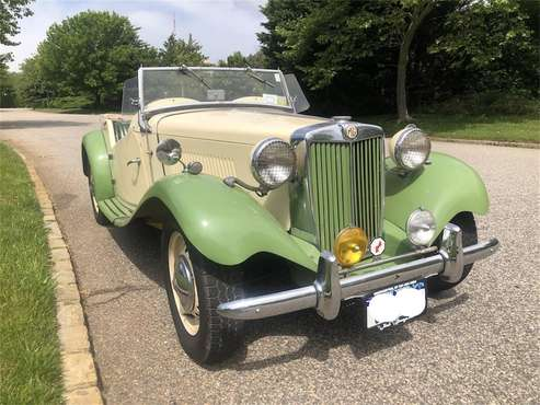 1952 MG TD for sale in Southampton, NY