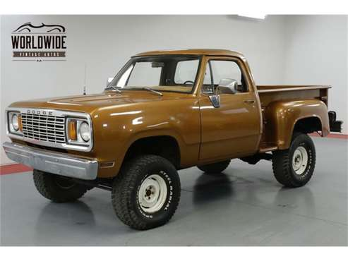 1978 Dodge Power Wagon for sale in Denver , CO