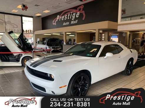 2016 Dodge Challenger SXT for sale in Cuyahoga Falls, OH