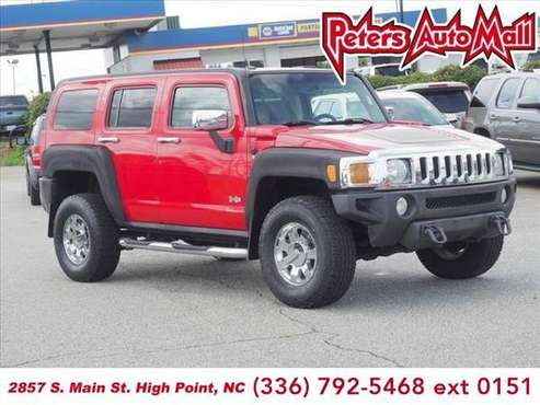 2008 HUMMER H3 Base - SUV for sale in Greensboro, NC