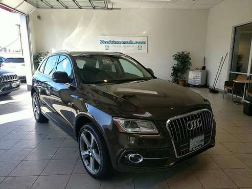 2014 Audi Q5 3.0T Premium Plus SUV AWD All Wheel Drive for sale in Portland, OR