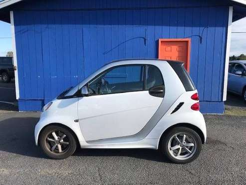 2015 Smart fortwo for sale in PUYALLUP, WA