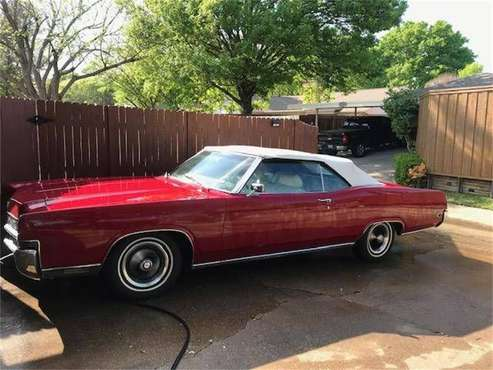 1969 Mercury Marquis for sale in Cadillac, MI