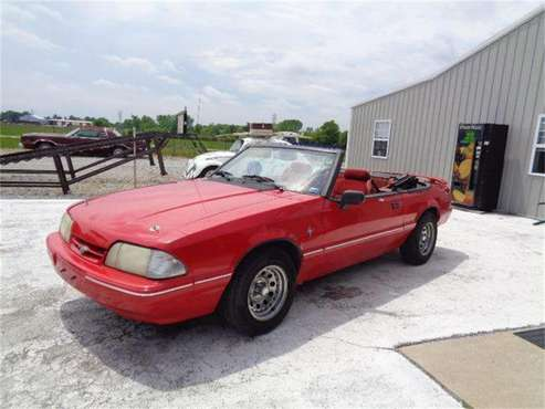 1992 Ford Mustang for sale in Staunton, IL