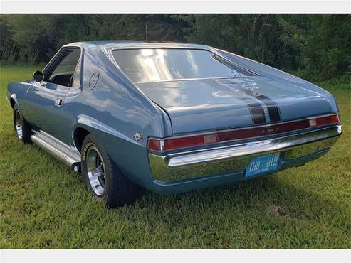 1969 AMC AMX for sale in Fort Lauderdale, FL