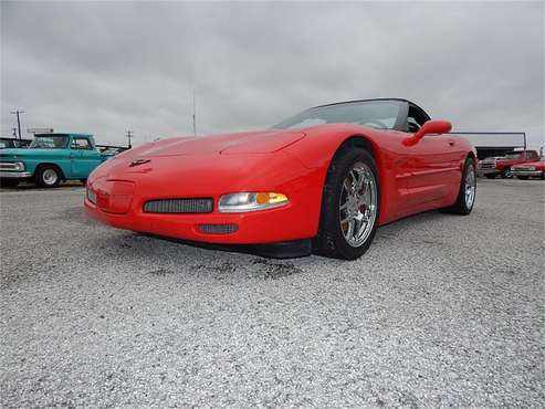 1998 Chevrolet Corvette for sale in Wichita Falls, TX