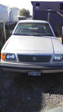 Plymouth reliant 4 D LE for free - cars & trucks - by owner -... for sale in Klamath Falls, OR