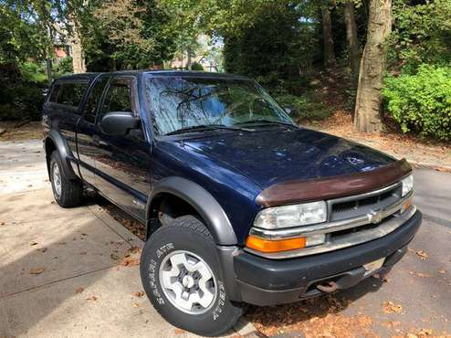 Chevy S10 PickupTruck ZR2 - 4x4, Extended Cab for sale in Pittsburgh, PA