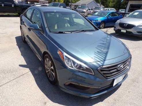 2016 Hyundai Sonata Sport Sedan 4D for sale in Haltom City, TX