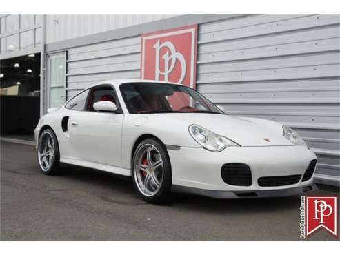 2002 Porsche 911 for sale in Bellevue, WA