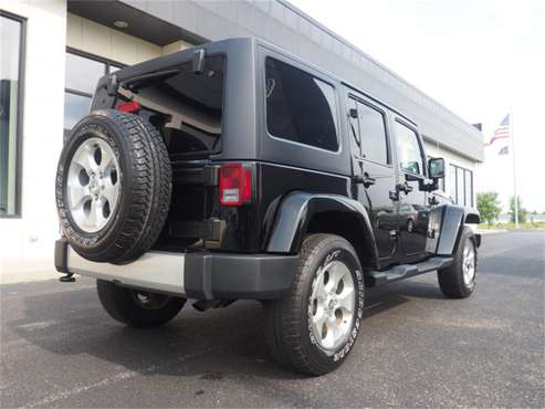 2013 Jeep Wrangler for sale in Marysville, OH