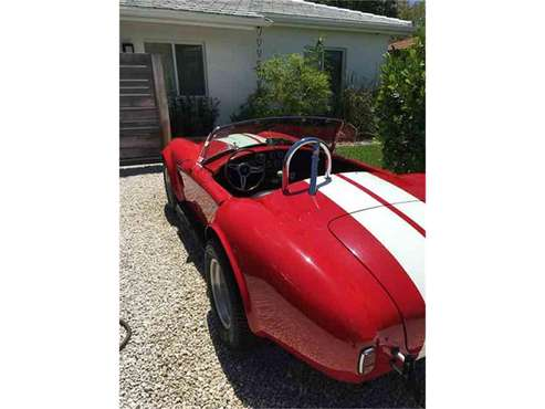1992 Shelby Cobra Replica for sale in Miami, FL
