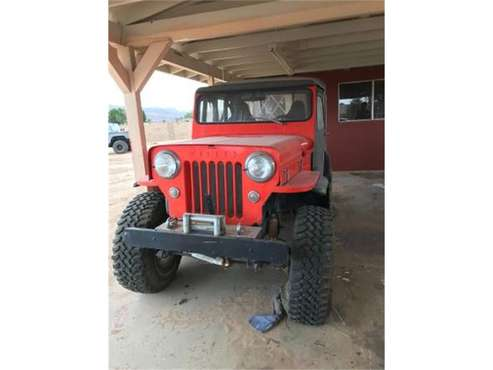 1954 Willys Jeep for sale in Cadillac, MI