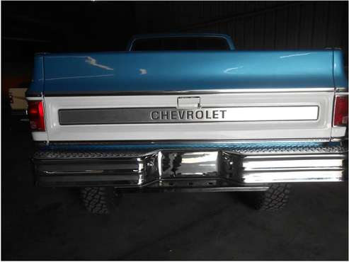 1978 Chevrolet K-20 for sale in Roseville, CA