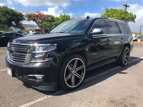 2016 Chevy Tahoe LTZ for sale in Kapolei, HI
