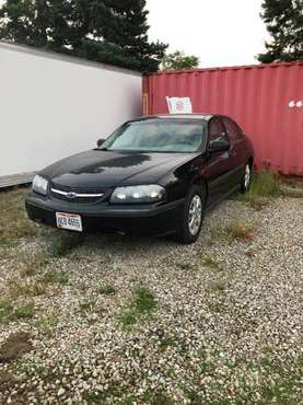 2002 Chevrolet Impala for sale in Lakeside Marblehead, OH
