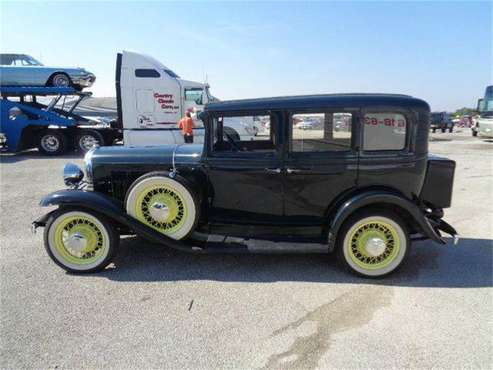 1931 Oldsmobile 4-Dr Sedan for sale in Staunton, IL