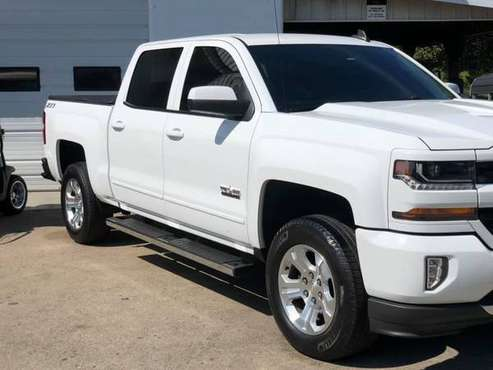 2016 Chevy Silverado Texas edition for sale in Powderly, KY