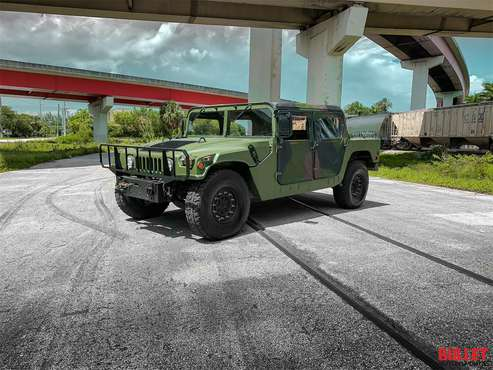 1989 AM General M998 for sale in Fort Lauderdale, FL