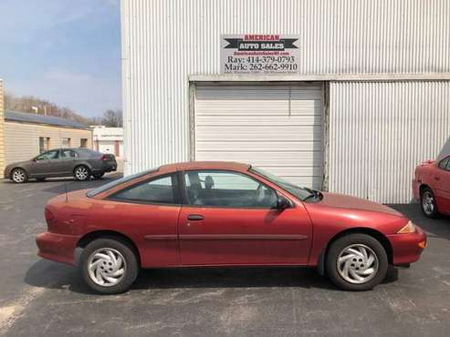 1999 Chevrolet Cavalier **SOLID** for sale in Adell,WI, WI