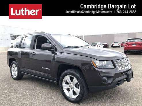 2014 Jeep Compass Latitude - cars & trucks - by dealer - vehicle... for sale in Cambridge, MN