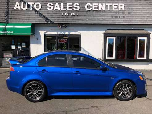 2017 Mitsubishi Lancer for sale in Holyoke, MA