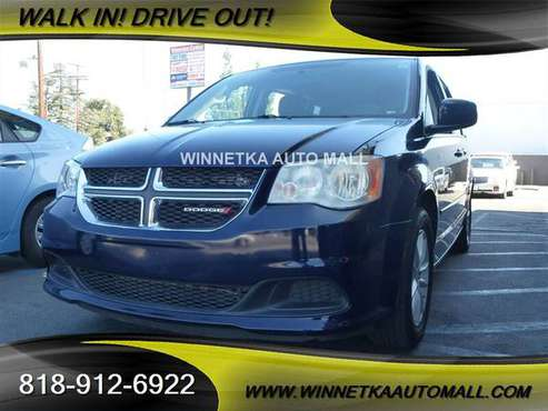 2015 DODGE GRAND-CARAVAN I'M GETTING READY TO TAKE MORE PICTURES! for sale in Winnetka, CA