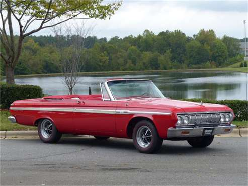 1964 Plymouth Sport Fury for sale in Charlotte, NC