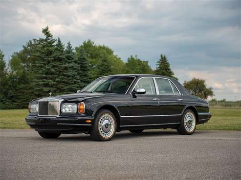 1999 Rolls-Royce Silver Seraph for sale in Auburn, IN