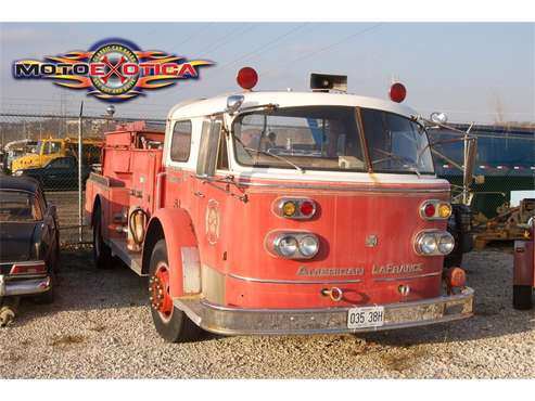 1964 American LaFrance Series 900 Pumper for sale in St. Louis, MO