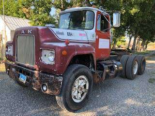 1980 Mack for sale in Reed Point, MT