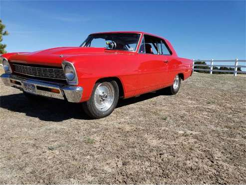 1966 Chevrolet Nova II for sale in Cadillac, MI