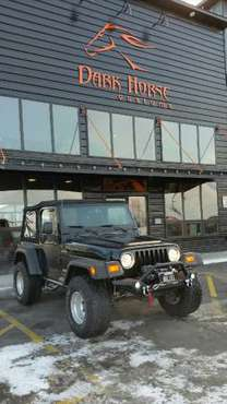 Excellent Cond. 2004 Jeep TJ Sport for sale in LIVINGSTON, MT