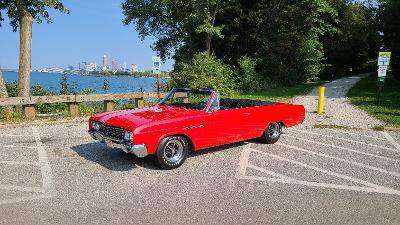 1965 Buick Special Convertible - cars & trucks - by owner - vehicle... for sale in Cleveland, OH