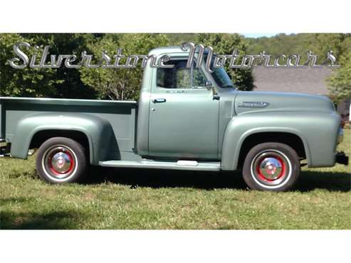 1954 Ford F1 for sale in North Andover, MA