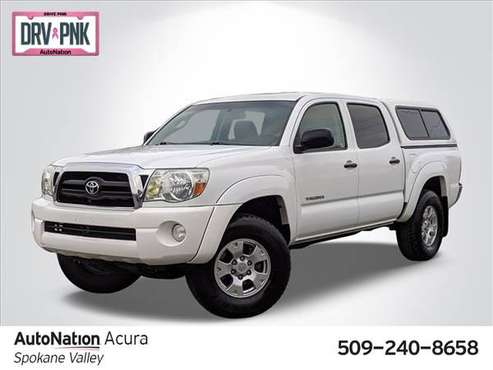 2007 Toyota Tacoma PreRunner SKU:7Z338784 Pickup - cars & trucks -... for sale in Spokane Valley, WA