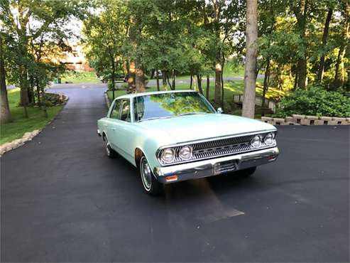 1963 Rambler Classic 550 for sale in Crystal Lake, IL