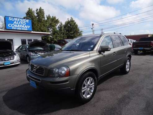 2010 VOLVO XC90!! THIRD ROW, LEATHER, REAR ENTERTAINMENT!!!!!!!!!!!!!! for sale in Norfolk, VA