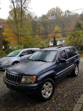 2001 Jeep Grand Cherokee Limited 4.7 V8 4x4 for sale in Denville, NJ