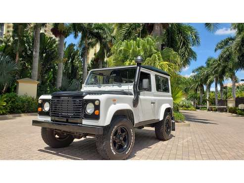 1987 Land Rover Defender for sale in Fort Myers, FL