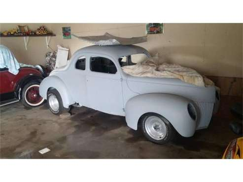 1939 Ford Coupe for sale in Cadillac, MI