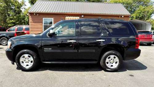 Chevrolet Tahoe 4x2 SUV Third Row Seal Chevy Z-71 We Finance Trucks for sale in Hickory, NC